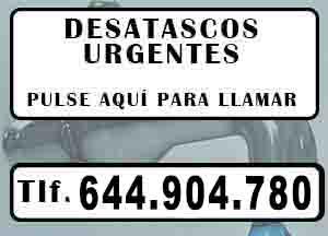 Desatascos Puerto Lumbreras Urgentes